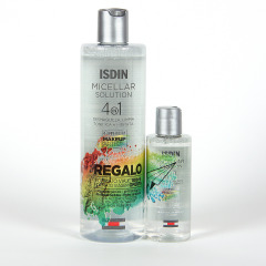 Isdin Solución Micelar 400 ml + 100 ml Pack Regalo