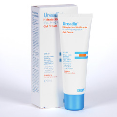 Ureadin Gel Crema Facial Hidratante Matificante SPF 20 50 ml