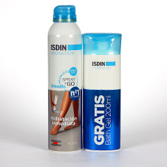 Ureadin Hydration Spray & Go 200 ml + Ureadin Gel Baño 200 ml Pack Regalo