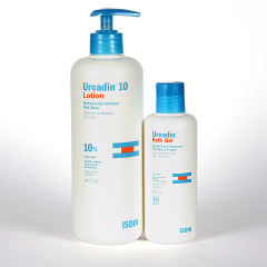 Ureadin Loción10 500 ml + Gel Baño 200 ml Gratis