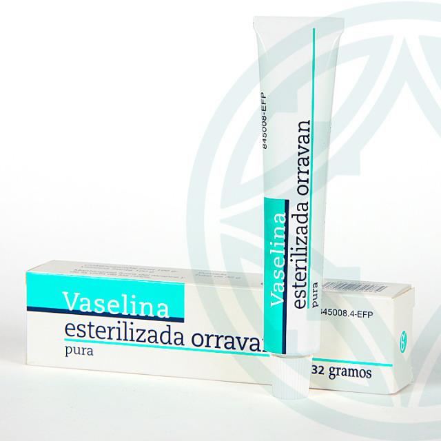 Vaselina Esterilizada Orravan 32 g