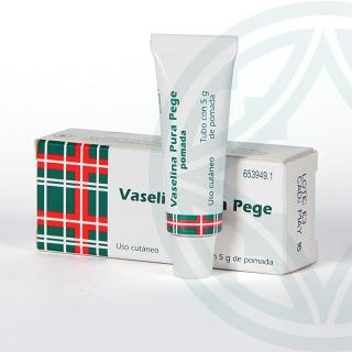 Vaselina Pura Pege pomada 5 g