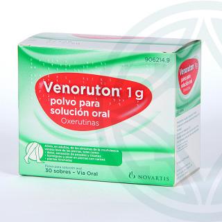Venoruton 1 g 30 sobres