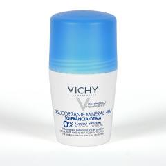 Vichy Desodorante Mineral Roll On 48 h Tolerancia Optima 50 ml