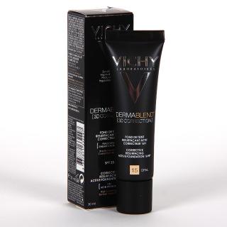Vichy Dermablend Corrección 3D maquillaje nº15 Opal 30 ml