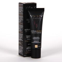 Vichy Dermablend Corrección 3D maquillaje  nº20 Vainilla 30 ml