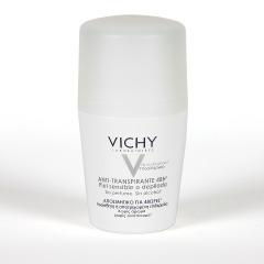Vichy Desodorante bola piel sensible o depilada 48 h 50 ml