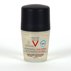 Vichy Homme Desodorante Bola antitranspirante antimanchas 48 h 150 ml