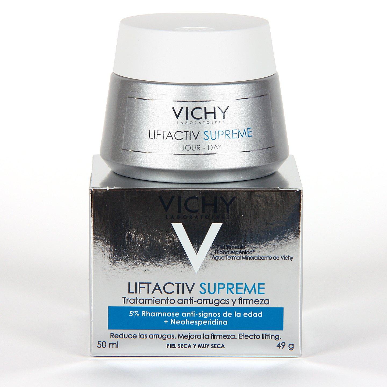 Vichy Liftactiv Supreme Crema Pieles Secas 50 Ml Farmacia Jiménez