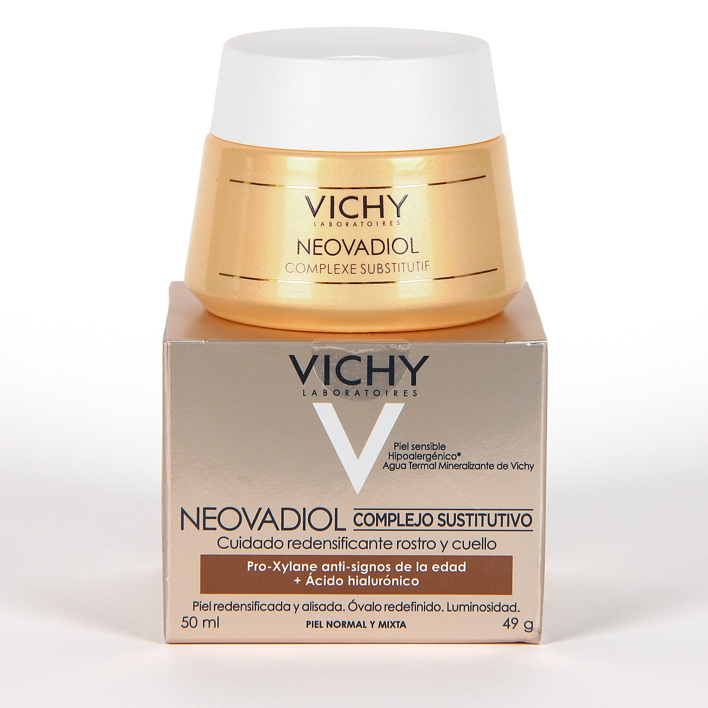 Vichy Neovadiol Cs Crema De Día Piel Normal Y Mixta 50 Ml Farmacia Jiménez