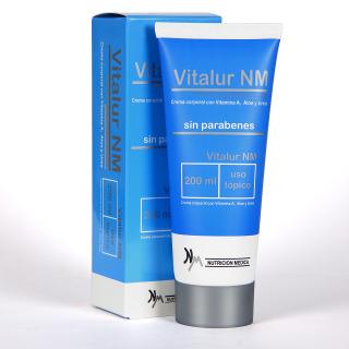 Vitalur NM Pieles Dañadas 200 ml