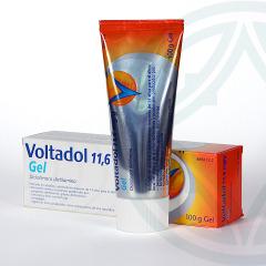Voltadol 11,6 mg/g gel tópico 100 g