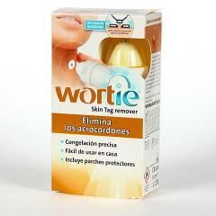 Wortie Antiverrugas Acrocordones 18 aplicaciones