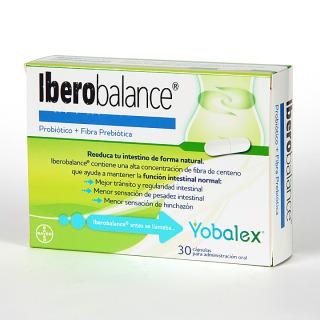 Yobalex Iberobalance 30 Cápsulas
