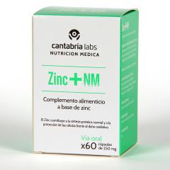 Zinc+ NM 60 cápsulas