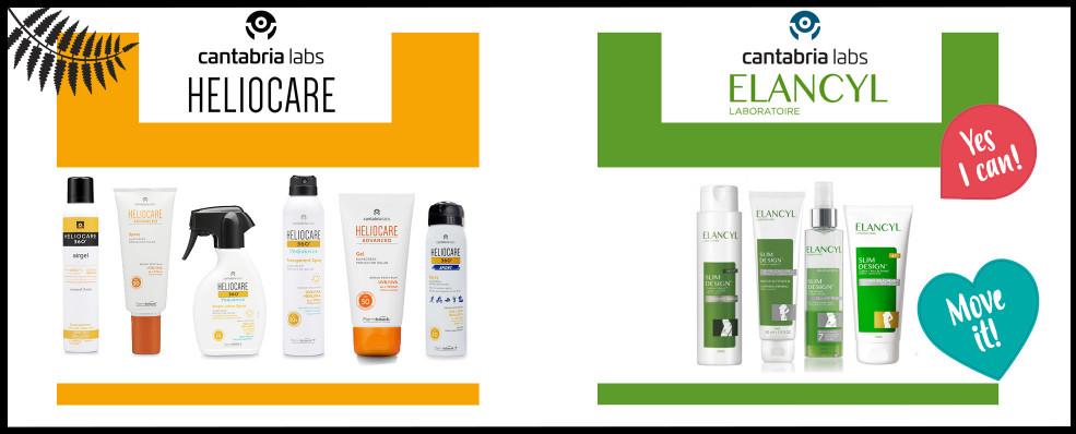 Descuento | 10€ de Descuento en Heliocare corporal por la compra de Elancyl