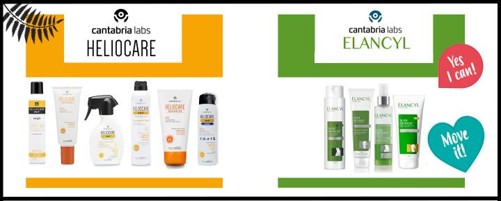 Promoción: Descuento | 10€ de Descuento en Heliocare corporal por la compra de Elancyl