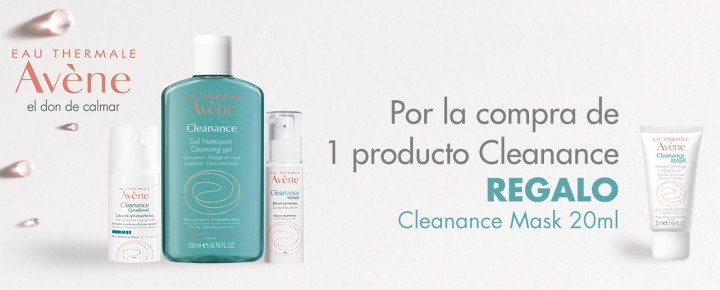 Promoción: Regalo - Avene Cleanance Mask 20 ml