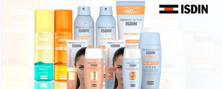 Promoción: Descuento - 10% de descuento en Isdin Fotoprotección comprando 2 o más unidades