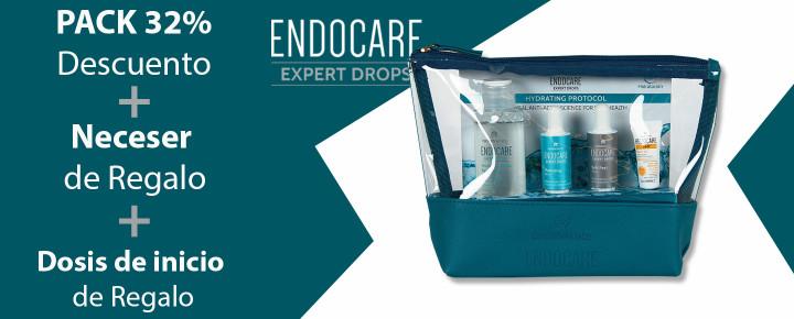 Promoción: ENDOCARE   32% en Expert Drops + Neceser de regalo