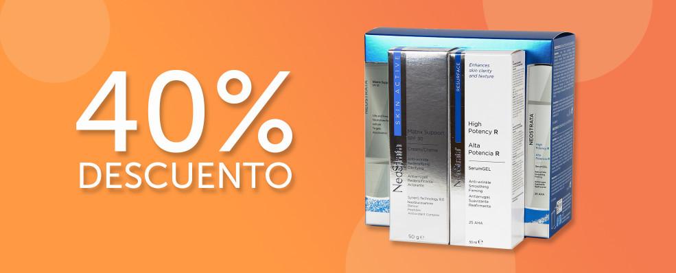 NEOSTRATA Skin Active | 40% Descuento en el Pack