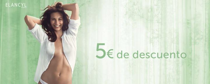 Promoción: Descuento - 5€ de descuento en Elancyl