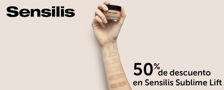 Promoción: Descuento - 50% de descuento en Sensilis Sublime Lift Base de maquillaje