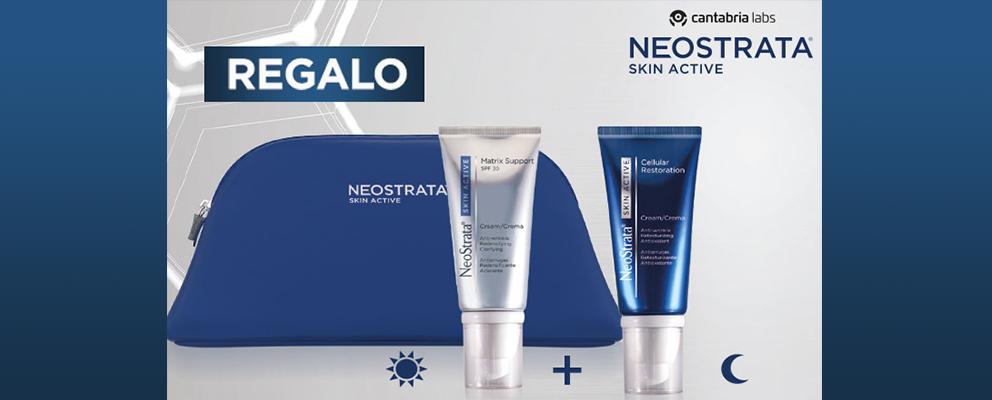 Promoción: REGALO ¿Quieres un neceser antiedad de Neostrata Skin Active valorado en más de 35€?