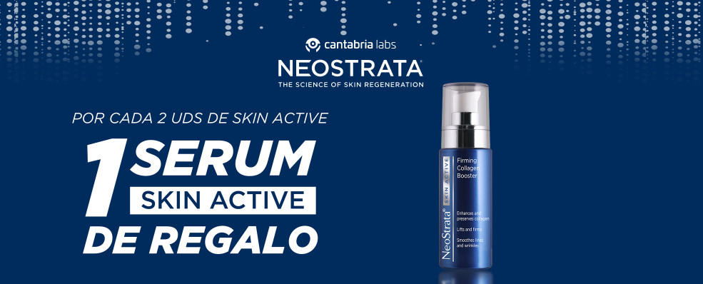Regalo - Neostrata Skin Active Cellular Serum valorado en 54,40€