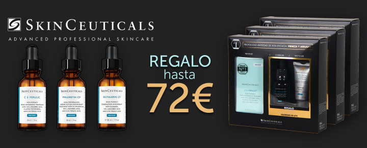 Promoción: SkinCeuticals | Packs con hasta 72€ de regalo