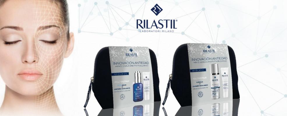 Regalo - Rilastil Multirepair Contorno de ojos y Rilastil Summum Contorno de ojos envase de venta