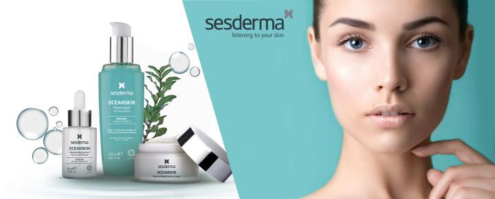 Promoción: Sesderma   Oceanskin Gel Limpiador de regalo comprando 2 productos