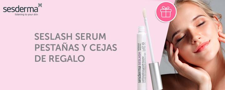 Promoción: Sesderma   Te regalamos Seslash Serum, ¡valorado en 23,96€!